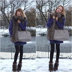 Sasha Fashion -  - Never too late for snow in London
