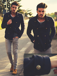 Mariano Di Vaio - Mdv Style Sailor Moon, H&M Jeans, Mdv Style Shoes - INSTAGRAM STYLE.