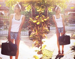 Tuti Mahayani - Charles & Keith, Satchel Bag, Body & Soul, Made By Me Head Bang - This Girl Is On Fire