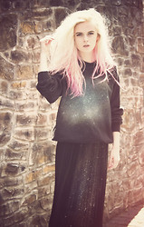 We Are Hairy People - Galaxy Jumper - We Are Hairy People Asos Marketplace