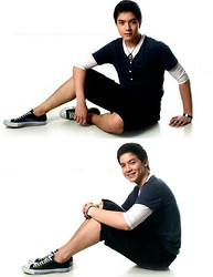 Richard Faulkerson - Urban Behavior Shirt, Urban Behavior Shorts, Converse Shoes - Tootscoronado