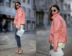 Irina Lakicevic -  - LFW-DAY 2