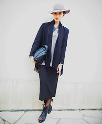 VEUXSAVOIR MJ - Zara Cape - DAILY LOOK FOR DAILY