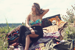 Alicia Raffin - All Outfit From Gypsy Sale - Dreaming of Coachella