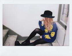 Lua P - Photo By Tan Camera - Instant Film.