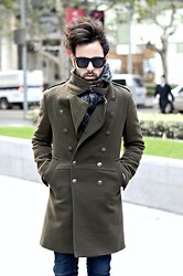 Angelo Tropea - Coat - FIRST TIME IN SHANGHAI