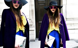 Magdalena W - Primark Trousers - So Undercover (LFW Day 2 Look)