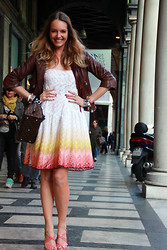 Virginia Varinelli Paris - Missoni Dress - Missoni look