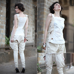 Anastasia Gelfman Silis - Let Them Teishin Top, Let Them W.I Pants - Make my Teishin ....