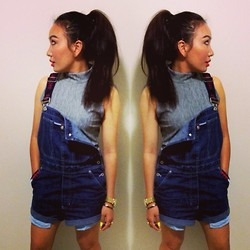 Vintage Mantra - Tommy Hilfiger Vintage Overalls <Remade> - Perfection is Over-Rated: Inperfection is the Charm.