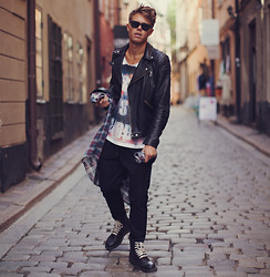 Andreas Wijk -  - Streets of Stockholm.