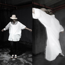 INWON LEE - Byther White Shirts, Byther Shoes - I am who,who I am