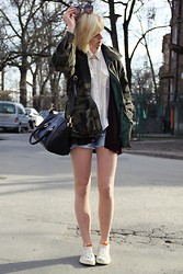 Lidia Nawara - Sunglasses, Bag, Nike Shoes, Sh Other - Moro