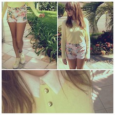 Carol♡ M -  - Yellow and vintage♡