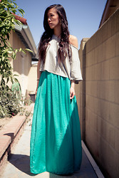 Channing To - Zara Maxi - You Are My Hiding Place