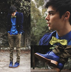 Vini Uehara - Guidomaggi San Diego, Marthu Bow Tie - It's impossible to ignore you