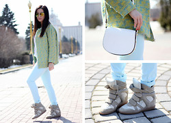 Tijana Cvetkovic -  - Mint and Yellow Marshmallow!