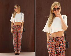 My Showroom Priscila -  - Cropped Top
