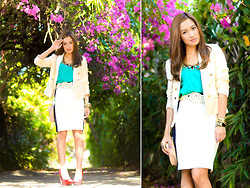 Laureen Uy - Mango All Apparel And Accesories - Go White (BMS)