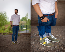 Steve Bale - Sinclair Denim Jeans - UNDER THE BRIDGE