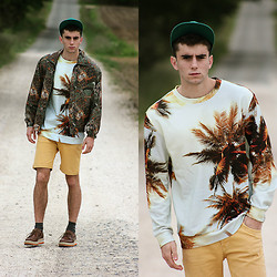 Clément Lasserre - Breakingrocks Sweatshirt - Out Of Control