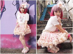Tamiko Chan - Diy Barbie Skirt - Call me barbie
