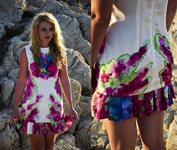 Wioletta M - My Design Dress - Summery <3 :P:P
