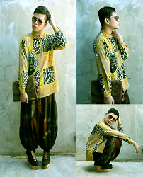 Jhan Jae Buted - Ray Ban Sunnies, Ck, Daryl Boots By Golddot - Misery Business!