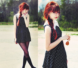 Mary Volkova - Banggood Dress - Dot