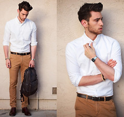 Lucas Amaro -  - Look of Day