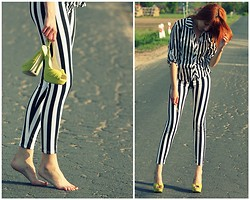 IFashionIt /blog - Leggings - Prison Break