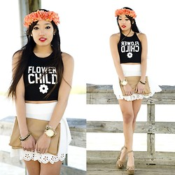 Christine Hsu - Declared Flower Child Crop - FLOWER CHILD