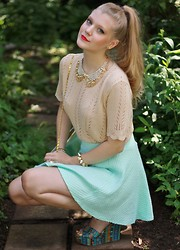Sydney Hoffman - Cocoa Jewelry, Cocoa Jewelry, Cocoa Jewelry, H&M - Cocoa Jewelry Giveaway on my Blog Now!