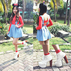Putri Valentina -  - Minnie Mouse Love Summer
