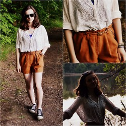 Joanna K. - Sh Top & Shorts - Lake