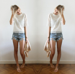 Sietske L - Sheinside Shorts And Top - Like the old way
