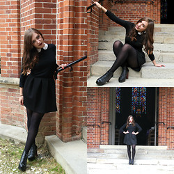 Clara TRV - Love Skirt, Jeffrey Campbell - Church