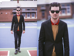 Ben Galbraith - Asos Jacket, Jack London Jeans - Don't Speak