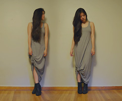 Tenzin Tsepel - H&M Dress, Lucky Brand Shoes - HEAT WAVE