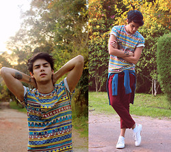 Vini Uehara - Menlook Menlook.Com T Shirt - Move Over