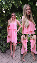Josca . - Forever 21 Dress   Forever21 - Pinkish