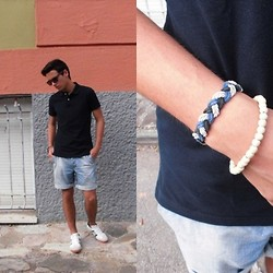 Pelayo Salor - Zara Polo, Solido Sneakers, Blog - This hot is killing us