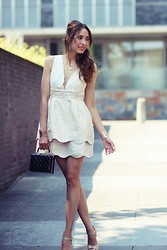 Virgit Canaz - Udobuy Dress - The cream dress