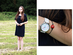 Anja Michèle - Timex Watch, Sh Dress - Let's keep the faith