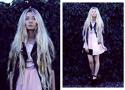 ♡Anita Kurkach♡ - Schuzz Shoes, Asos Dress, Mango Coat - Mirror, mirror, won't you realize? I just have to decide.