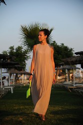 Julia Lundin - Cos Dress - While in Cyprus