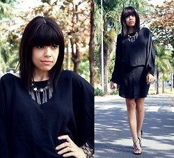 Priscila Diniz - Shop126 Black Dress - Its a new era and you´re out of this one babe