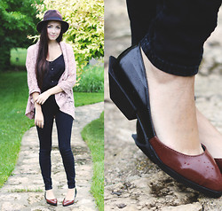 Breanne S. - Chicnova Structured Heels - The Past & Pending