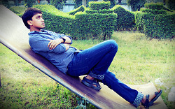 Mostafijur Rahman - Levi's® Shirts, Live In Jeane, Fastrack Hand Watch, Shreelathers Kitoes - Thoughts in mind!!