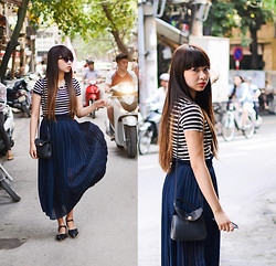 Van Anh L. - Fedora (Vietnam) Flats - In the Empire of Old